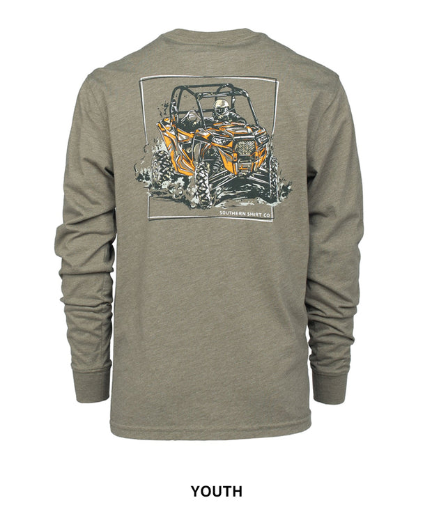 Southern Shirt Co - Boys Off Road Long Sleeve Tee