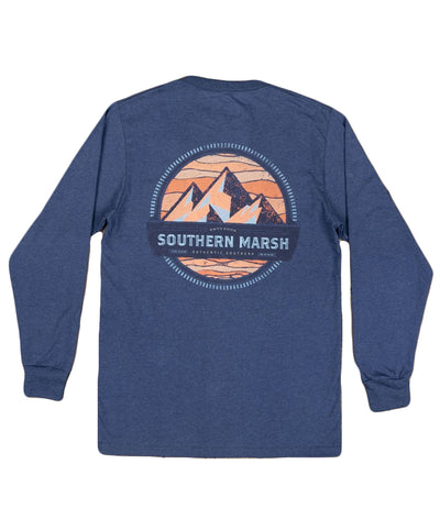 Southern Marsh - Branding - Summit Long Sleeve Tee