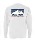Old Row - Mountain Brew Long Sleeve Pocket Tee