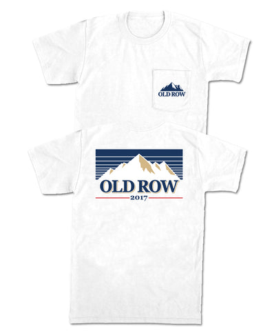 Old Row - Mountain Brew Pocket Tee