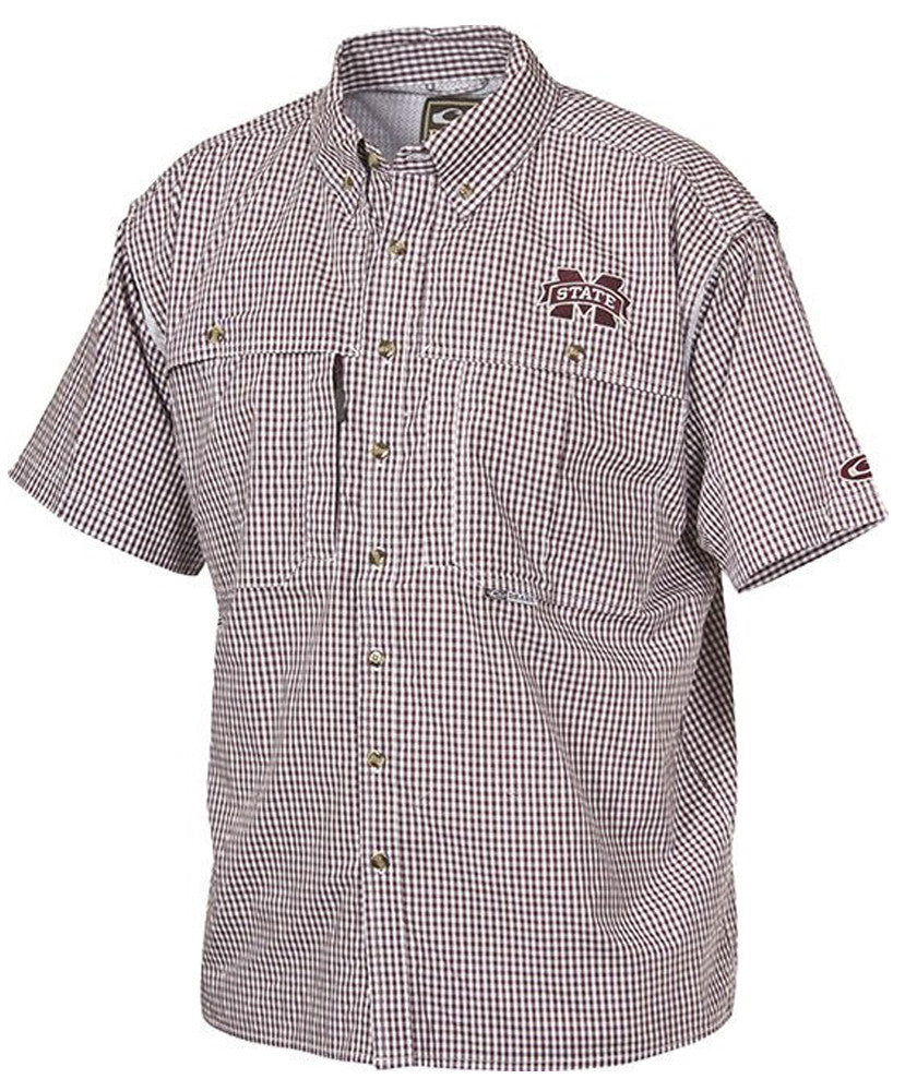 Drake - MSU Game Day Wingshooter's Shirt