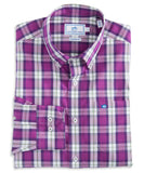 Southern Tide - Grand View Plaid Classic Shirt