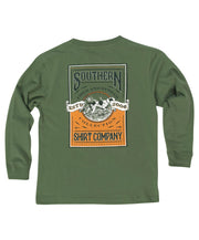 Southern Shirt Co - Youth On Point Long Sleeve Tee