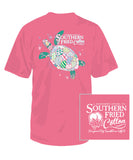 Southern Fried Cotton - Youth Myrtle the Turtle Tee