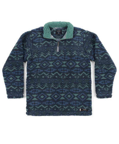 Southern Marsh - Appalachian Peak Printed Pullover