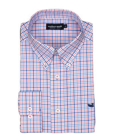 Southern Marsh - Dunlavy Check Dress Shirt