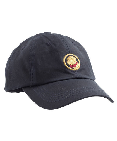 Southern Proper - Frat Hat - Navy Wax - Front