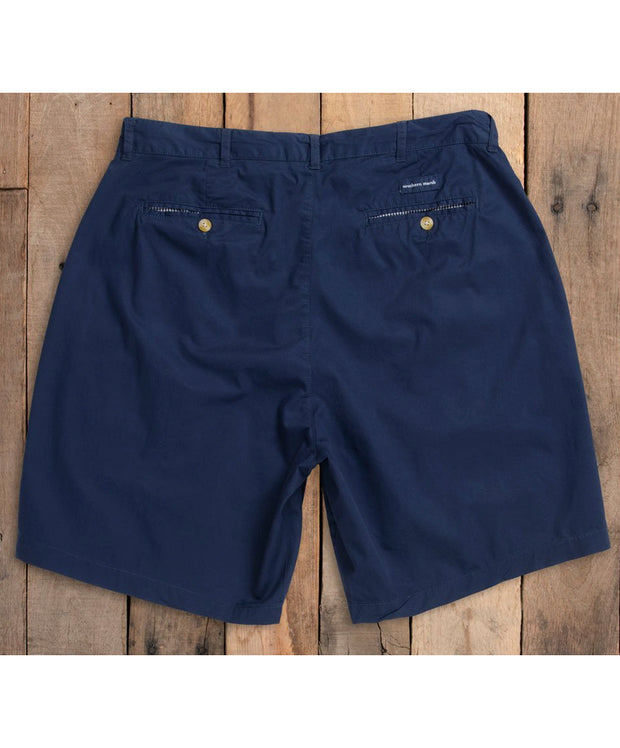"Southern Marsh - Windward Summer Shorts - 8"" Flat"