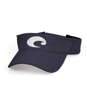 Costa - Cotton Visor - Navy