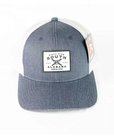 65 South - Rubber Patch Hat