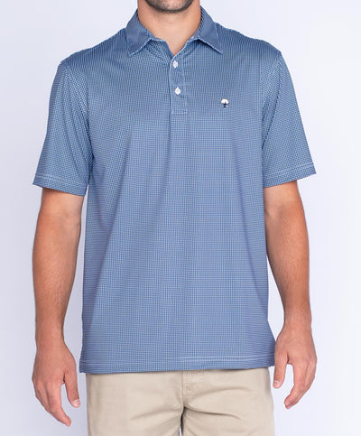 Southern Shirt Co - Stadium Check Polo