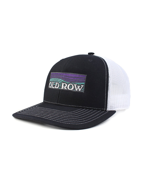 Old Row - Waves Mesh Back Hat