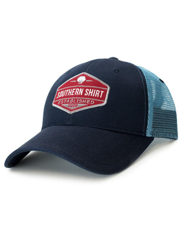 Southern Shirt Co - Trademark Badge Mesh Hat