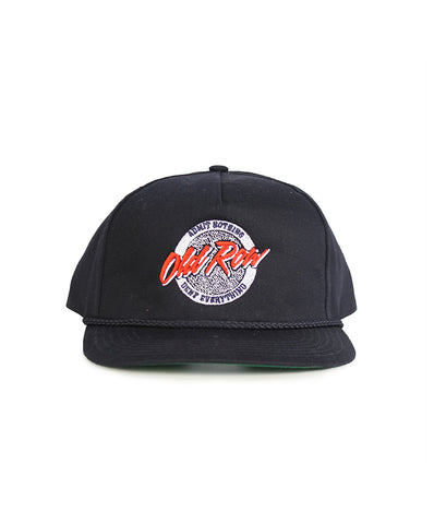 Old Row - Circle Logo Premium Rope Hat