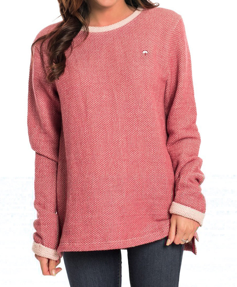 Southern Shirt Co. - Arrow Stitch Pullover