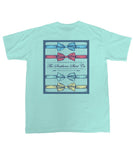 Southern Shirt Co. - Youth Southern Prep T-Shirt - New Mint