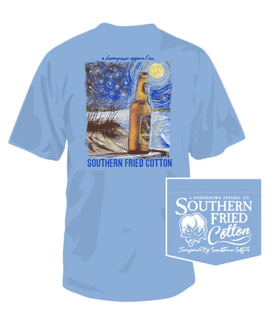 Southern Fried Cotton - Nightcaps Tee