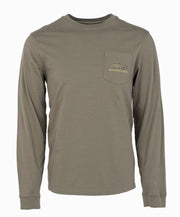 Southern Shirt Co - Off The Hook Long Sleeve Tee