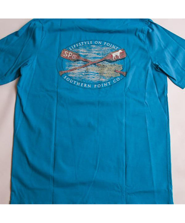 Southern Point - Oars Signature Tee