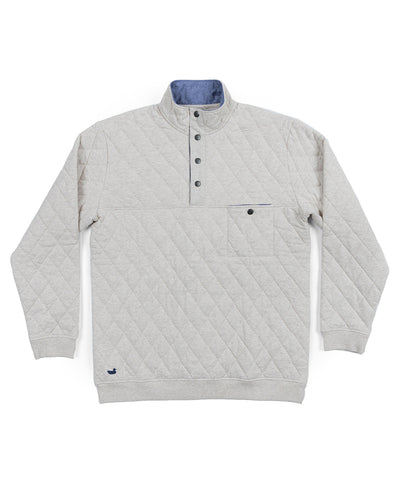 Southern Marsh - Ryan Quilted Pullover