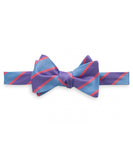 Southern Tide - Sea Stripe Bow Tie - Ocean Channel