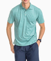 Southern Tide - Coki Beach Striped Performance Polo