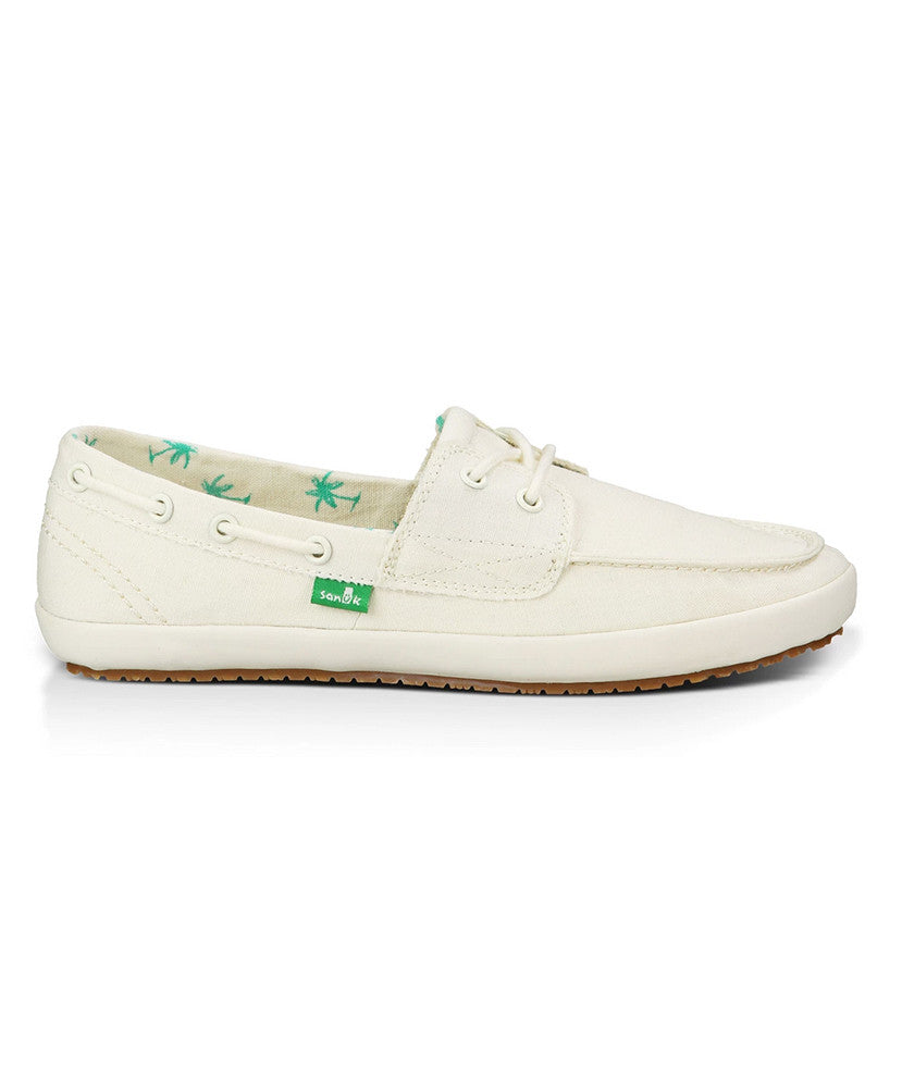Sanuk - Sailaway - Off White