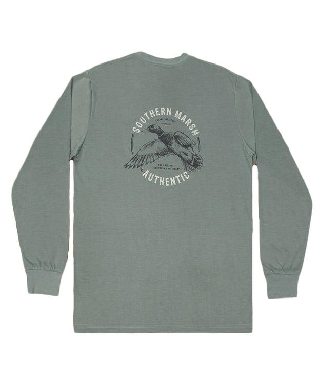 Southern Marsh - FieldTec Comfort Long Sleeve Tee - Inflight