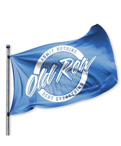 Old Row - Retro Circle Flag