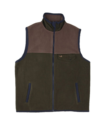 Southern Marsh - FieldTec Snap Fleece Vest
