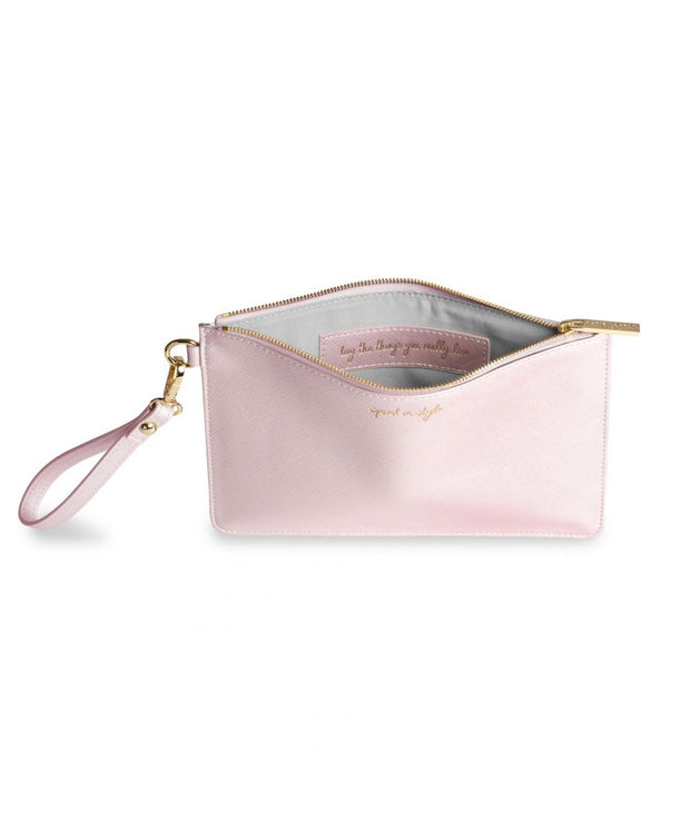 Katie Loxton - Secret Message Pouch - Spend In Style/Buy The Things You Really Love