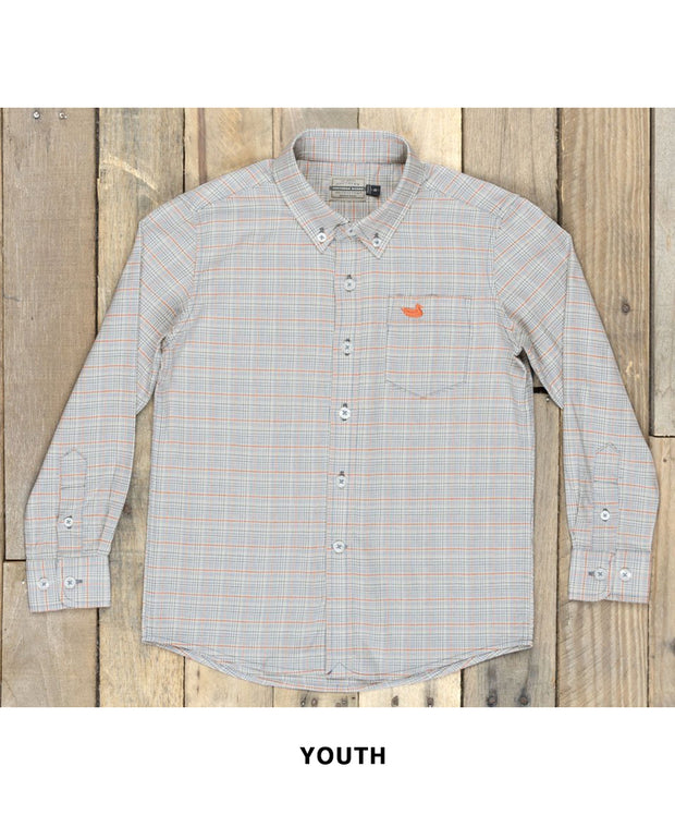 Southern Marsh - Youth Davidson Washed Check Shirt