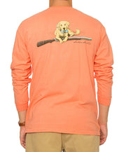 Southern Shirt Co. - Retriever Long Sleeve - Papaya