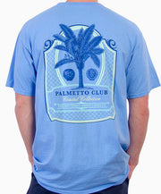 Southern Shirt Co. - Palmetto Club Short Sleeve Tee Maui Back