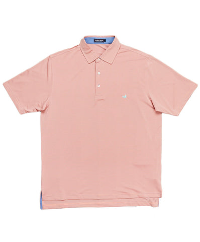 Southern Marsh - Bermuda Performance Johnson Stripe Polo