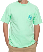 Southern Shirt Co. - Petit Bois Regatta Short Sleeve Tee Reef Front