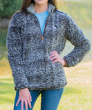 Southern Shirt Co - Heathered Sherpa 1/4 Zip