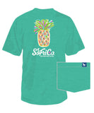 Southern Fried Cotton - Pina Colada TriBlend Tee