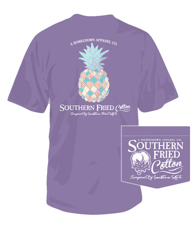Southern Fried Cotton - Pineapple Tee