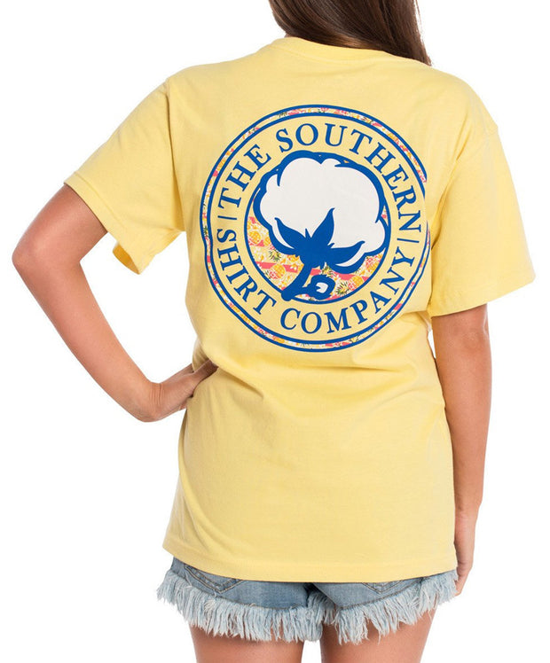 Southern Shirt Co - Pineapple Logo Tee