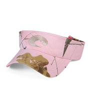 Costa - Cotton Visor - RealTree AP Pink Camo