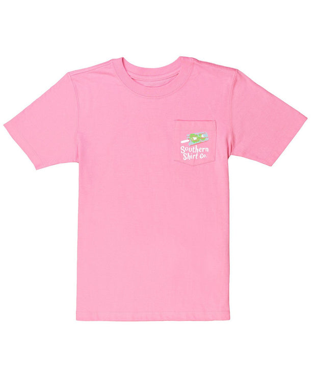 Southern Shirt Co - Youth Sweet Summer Time Tee