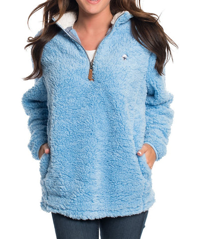 Southern Shirt Co. - Sherpa Pullover w/ Pockets