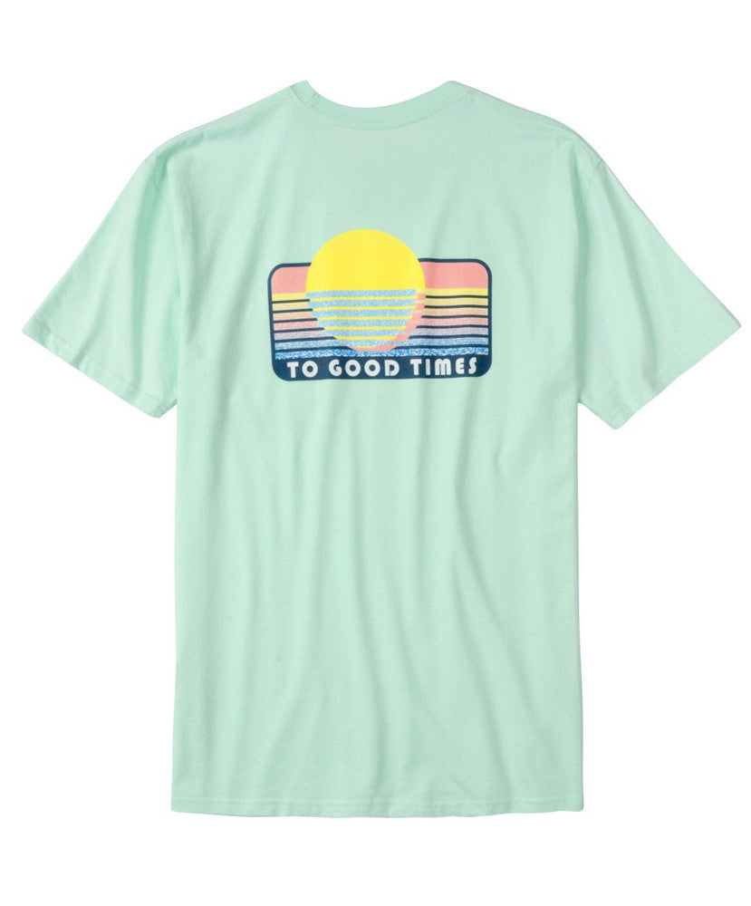 Rowdy Gentleman - Playa Del Rowdy Pocket Tee