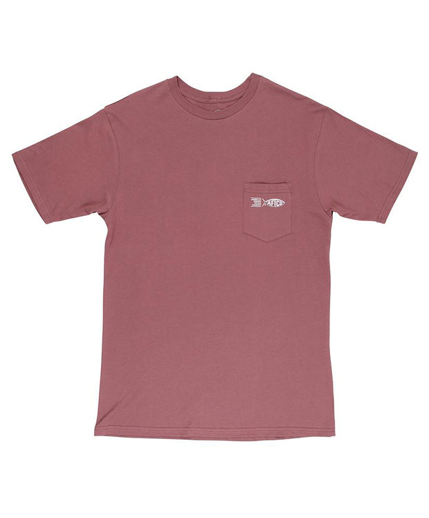 Aftco - Stiff Cotton Pocket Tee