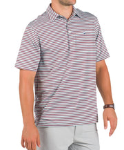 Southern Shirt Co - Hudson Stripe Polo