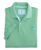 Southern Tide - Skipjack Signature Stripe Placket Polo