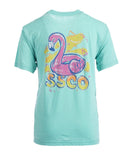 Southern Shirt Co - Girls Just Keep Floating Tee