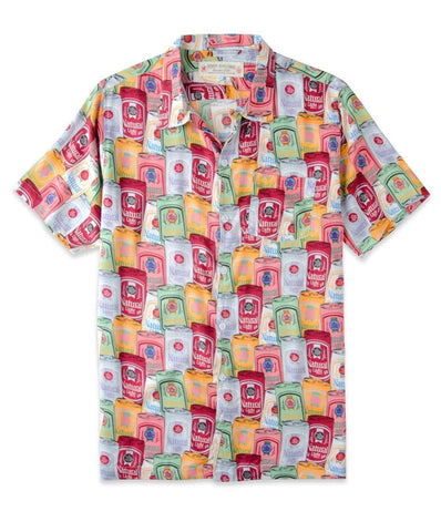 Rowdy Gentleman - Natty Warhol Hawaiian Shirt