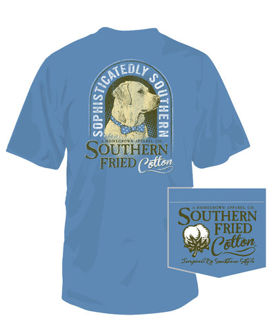 Southern Fried Cotton - Preppy Boy Tee
